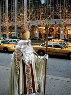 Saint Nicholas on Park Avenue