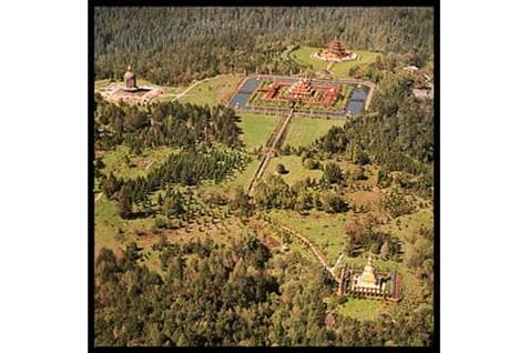 Odiyan Buddhist Retreat Center Sonoma County