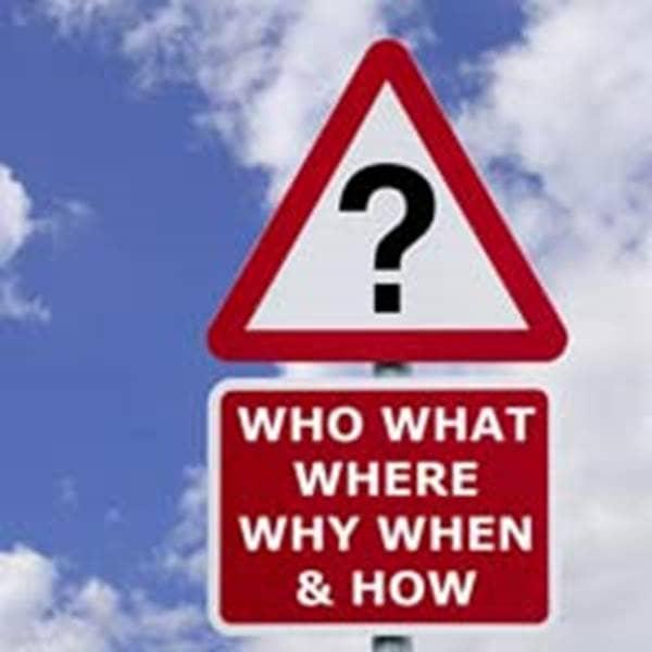 Ask God Questions