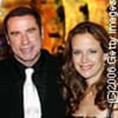 1. JOHN TRAVOLTA AND KELLY PRESTON
