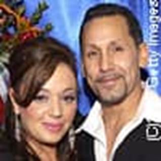 4. LEAH REMINI AND ANGELO PAGAN