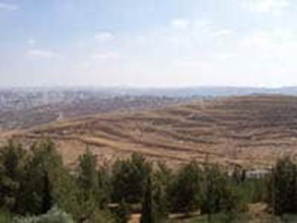 Finding Holiness in Israel