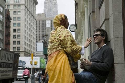 Krishna Woman