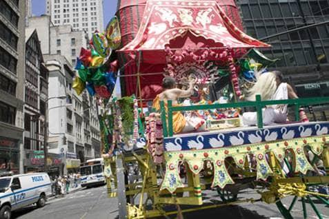 Krishna Motorcade
