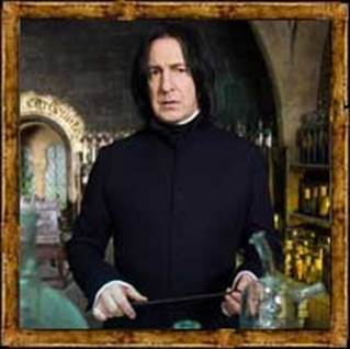 Is Snape Evil?