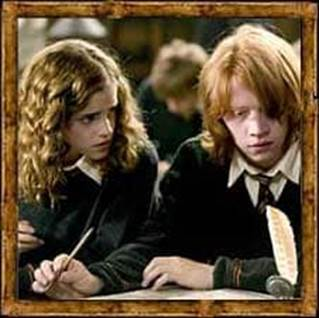 Will Ron and Hermoine Live Happily Ever After?