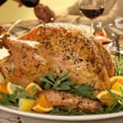 Healthy Thanksgiving Recipes turkey