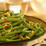 Green Beans Prosciutto Pine Nuts