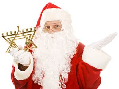 Interfaith Santa