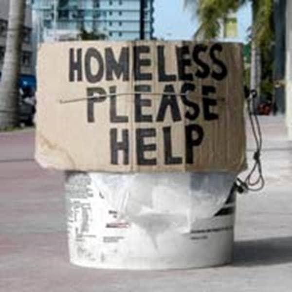 socially awkard help homeless unfortunate