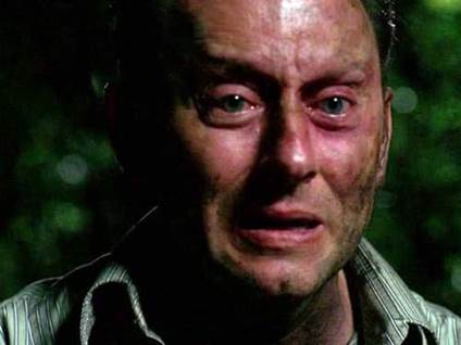 Lost Ben Linus mourns over Alex
