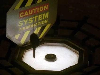 Lost Dharma hatch fail safe