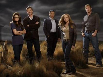 Saving Grace cast TNT