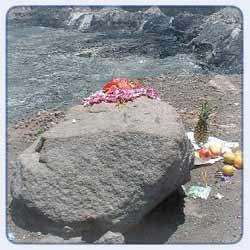 Shrine to Pele Hawaii