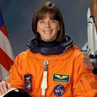 Barbara Morgan Astronaut teacher space Christa McAuliffe friend Challenger
