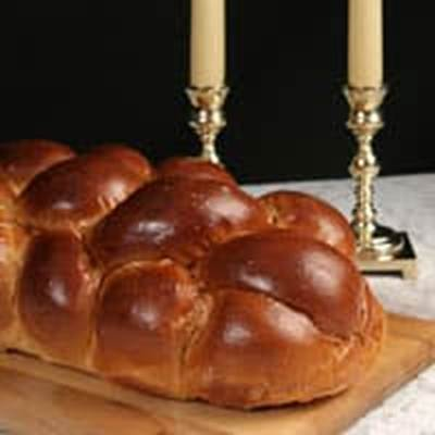 Mealtime Prayers Challah