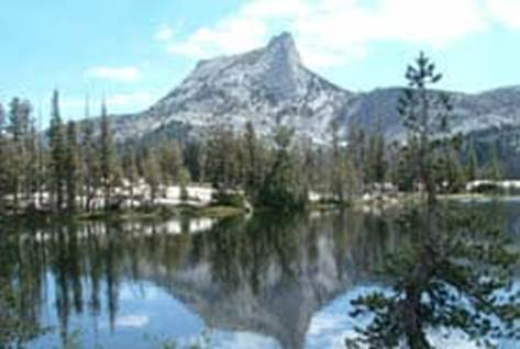 Beautiful Cathederal Lake Outdoors water mountain