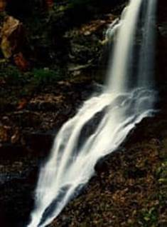 Nature Inspiring Beauty waterfall