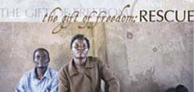 The Gift of Freedom International Justice Mission freeing helping oppressed exploited people donate support