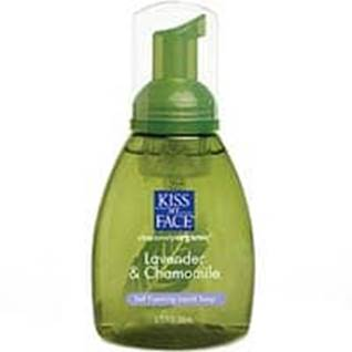 Kiss My Face Self-Foaming Hand Soap