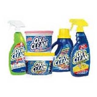 OxiClean Oxygen Bleach