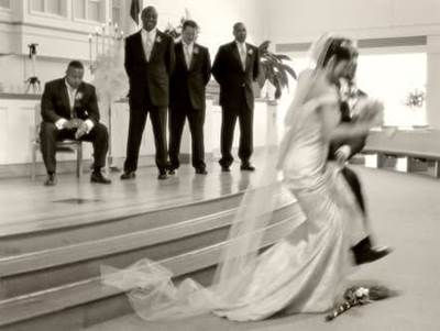 Religious Wedding Traditions Jumping The Broom Beliefnet
