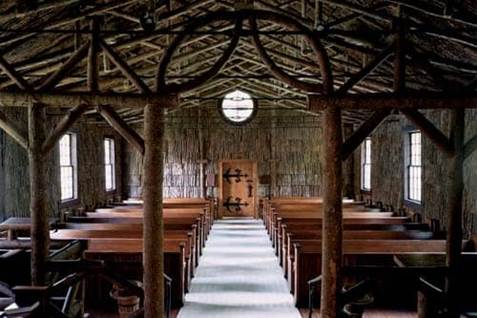 All Saints Chapel (Interior)