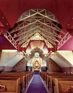 Gethsemane Episcopal Church (Interior)