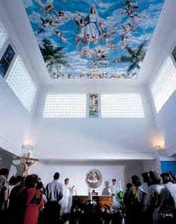 San Juan Bautista Mission (Interior)