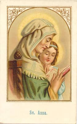 Which saint is for healing
