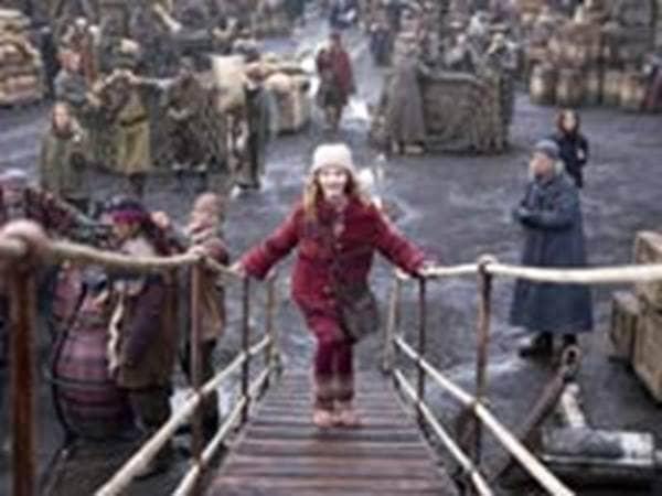 Lyra journeys North rescue children