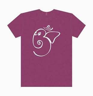 Ganesh Om tshirt