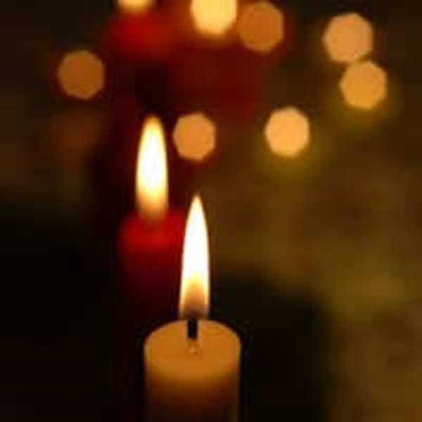 Candles burning bright lost