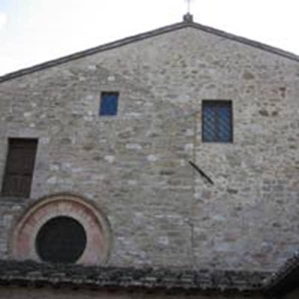 The Real St. Francis rebuilt churches three