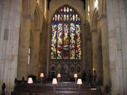 Jane Austen Christ Church Cathedral England