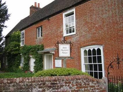 Jane Austen's House England