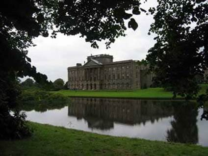 Jane Austen Lyme Park Pemberley England