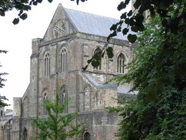 Jane Austen Winchester Church England