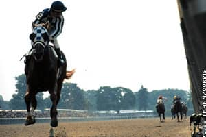8. Secretariat the Miracle Horse