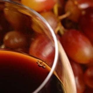 Raspberries and Blackberries in Red-Wine Syrup