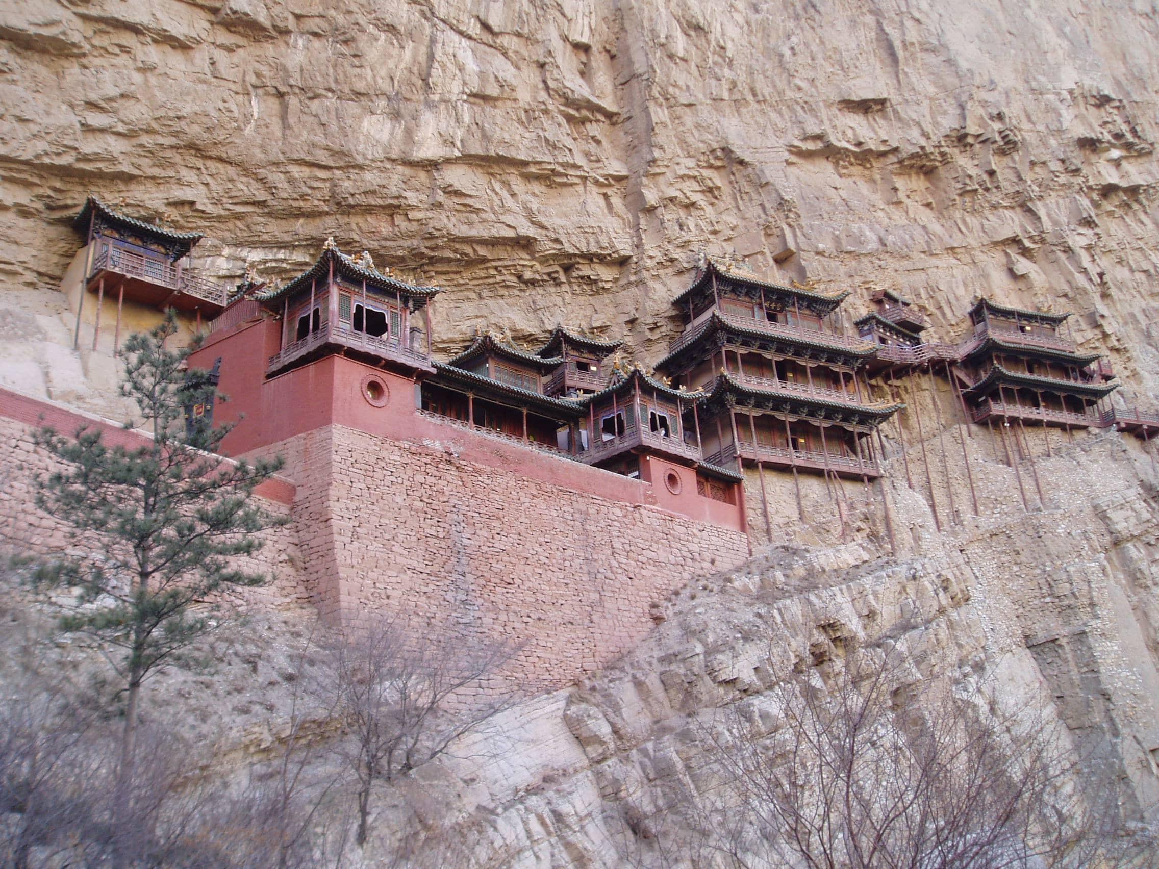 hanging monasteries