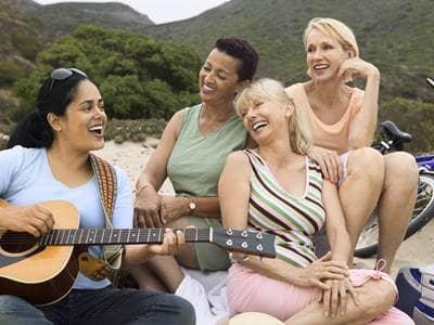 Singing Females