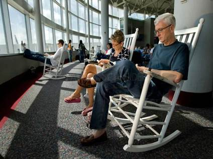Rocking Chair Airport