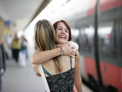 pictures of hugging