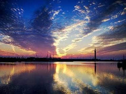 sunset inspiration