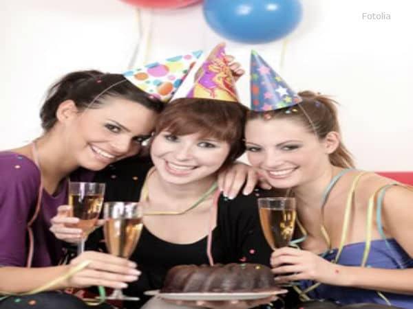 Birthday Friends