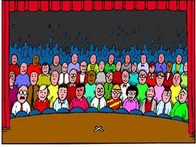 Opinion audience mature only something also