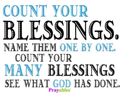 prayables blessing quotes blessings beliefnet