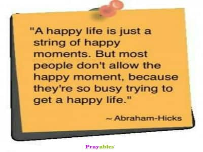 Happy Quote | Prayables Simply Happy Quotes Happy Quotes Happy Life Beliefnet