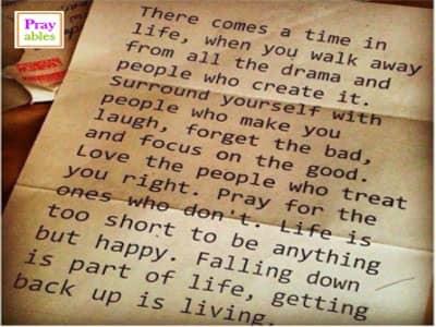 inspiring quotes drama